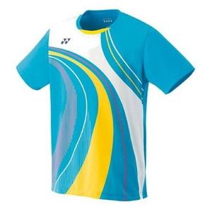 YO-10290-035-L ヨネックス メンズ ゲームシャツ(フィットスタイル)(マリンブルー・サイズ:L) YONEX MEN'S GAME SHIRTS