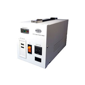 SPX-800 日章工業 海外用変圧器(ダウントランス)SEプラグ対応 SDXシリーズ [SPX800]