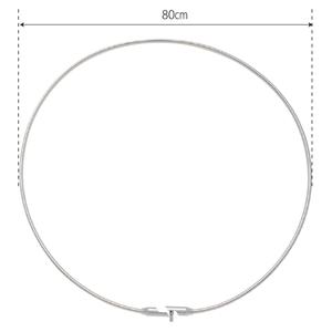 207 昌栄 鯉用玉網枠 80cm SIYOUEI タモ枠 タモフレーム