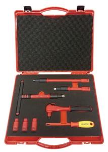 669393 フローバル 絶縁工具 Nセット(8点入り) PROSTYLE TOOL 絶縁工具 / PZ SET N