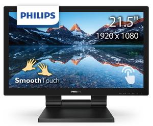 222B9T/11 Philips(フィリップス) 21.5型ワイド Smooth Touch搭載 液晶ディスプレイ 10点マルチタッチ対応
