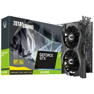 ZT-T16510F-10L ZOTAC PCI-Express 3.0 x16対応 グラフィックスボードZOTAC GAMING GeForce GTX 1650 SUPER Twin Fan