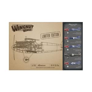 1/32 アルバトロス D.V「第18戦闘中隊」【WNG32901】 ウィングナット・ウィングス