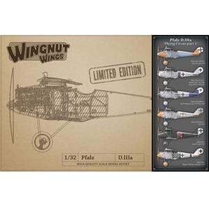 1/32 ファルツ D.IIIa「フライング・サーカス パート1」【WNG32909】 ウィングナット・ウィングス