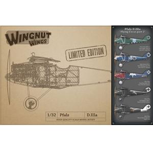 1/32 ファルツ D.IIIa「フライング・サーカス パート2」【WNG32910】 ウィングナット・ウィングス