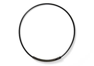 ABAPU01L コラントッテ コラントッテ TAO ネックレス スリム ARIE(ブラック・サイズ:L 適応目安:47cm) Colantotte