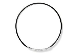 ABAPU37L コラントッテ コラントッテ TAO ネックレス スリム ARIE(シルバー・サイズ:L 適応目安:47cm) Colantotte
