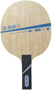 TSP-028805 ヴィクタス 卓球ラケット VICTAS ZX-GEAR IN グリップ形状:ST(ストレート)