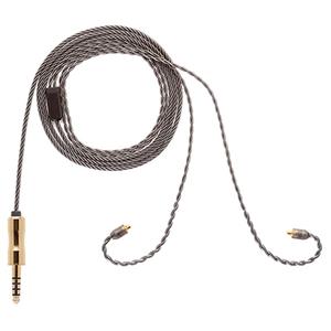 ALO-5362 エーエルオー オーディオ ヘッドホンリケーブル(1.2m)【MMCX⇔ 4.4mm 5極端子】Smoky Litz Cable ALO audio