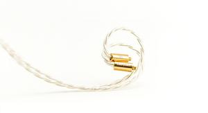 BEA-4895 ビートオーディオ ヘッドホンリケーブル(1.2m)【MMCX⇔2.5mm 4極端子】 Beat Audio