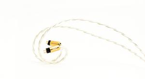 BEA-4949 ビートオーディオ ヘッドホンリケーブル(1.2m)【Custom 2pin⇔3.5mmステレオミニ】 Beat Audio