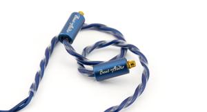 BEA-6172 ビートオーディオ ヘッドホンリケーブル(1.2m)【MMCX⇔2.5mm 4極端子】 Beat Audio