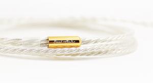 BEA-6295 ビートオーディオ ヘッドホンリケーブル(1.2m)【AKG-MMCX⇔2.5mm 4極端子】 Beat Audio