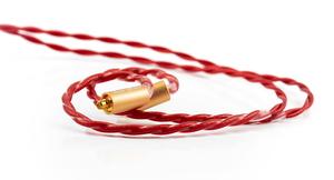 BEA-7193 ビートオーディオ ヘッドホンリケーブル(1.2m)【MMCX⇔4.4mm 5極端子】 Beat Audio