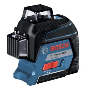 GLL 3-80 ボッシュ レーザー墨出し器(受光器別売) BOSCH
