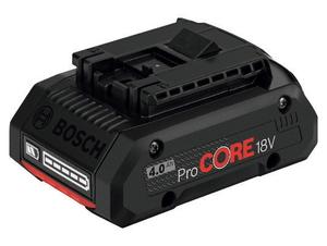 ProCORE18V4.0 ボッシュ スライド式リチウムイオンバッテリー(18V 4.0Ah) BOSCH