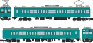 [鉄道模型]トミーテック (N) 鉄道コレクション JR105系 桜井線・和歌山線(SW009編成)2両セット