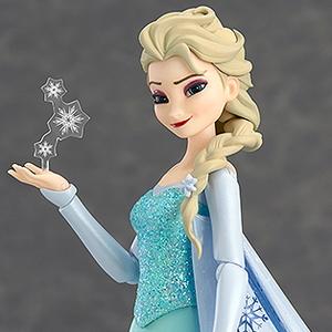 【再生産】figma エルサ(アナと雪の女王) グッドスマイルカンパニー 【Disneyzone】