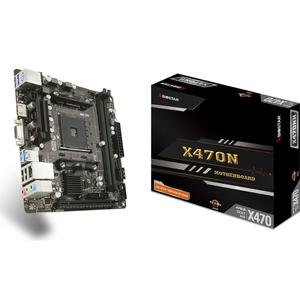 X470NH BIOSTAR Mini ITX対応マザーボードBIOSTAR X470NH