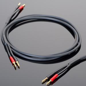 HWSC8(2.4m) トランスペアレント スピーカーケーブルハードワイヤー(2.4m・ペア) TRANSPARENT hardwired