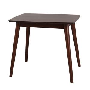 5089 クロシオ ユーリ ダイニングテーブル80R(ブラウン) [5089クロシオ]