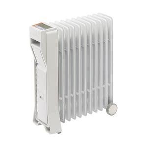 LFX11EH-IW ユーレックス オイルラジエターヒーター(4~10畳 アイボリーホワイト) 【暖房器具】eureks [LFX11EHIW]