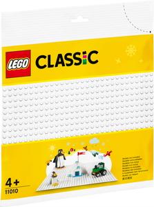 レゴ(R)クラシック 基礎板(白)【11010】 レゴジャパン
