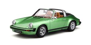 1/18 ポルシェ 911 S 2.7 タルガ(グリーン)【GTS780】 GTスピリット