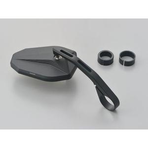 15151 デイトナ バーエンドミラー ヴィクトリー-X(ブラック) 片側1本入り DAYTONA HIGHSIDER