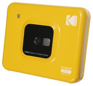 C300YE コダック インスタントカメラプリンター「C300」(イエロー) Kodak Instant Camera Printer