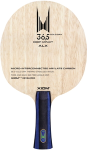 TKU-20401 エクシオン 卓球ラケット XIOM 36.5 ALX 攻撃用シェークラケット FL