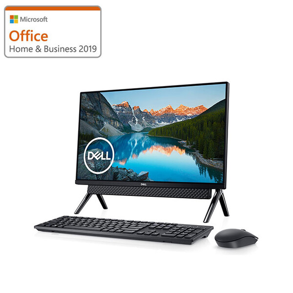 FI779-9WHBBC DELL(デル) Inspiron 27 7790 (ブラック) 27型フレームレスデスクトップ [Core i7-10510U / 16GB / 256GB(SSD)+ 1TB(HDD) / Microsoft Office 2019 ]
