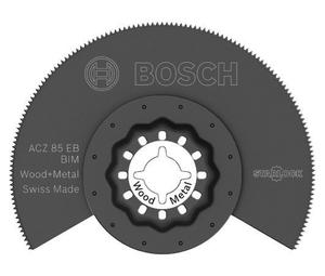 ACZ85EBN/10 ボッシュ 木材・金属用カットソーブレード(刃幅85mm/10個入り) BOSCH STARLOCK
