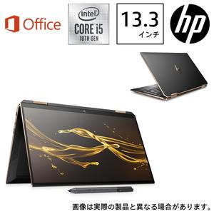 8WH33PA-AAAB HP(エイチピー) 13.3型ノートパソコン HP Spectre x360 13-aw0154TU-OHB アッシュブラック (i5/8GB/512GB/Optane/H&B 2019)