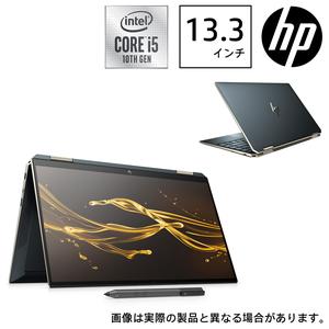 8WH35PA-AAAA HP(エイチピー) 13.3型ノートパソコン HP Spectre x360 13-aw0155TU ポセイドンブルー (i5/8GB/512GB/Optane)