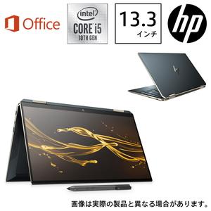 8WH35PA-AAAB HP(エイチピー) 13.3型ノートパソコン HP Spectre x360 13-aw0155TU-OHB ポセイドンブルー (i5/8GB/512GB/Optane/H&B 2019)