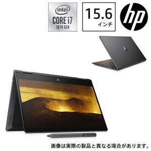 8WE01PA-AAAA HP(エイチピー) 15.6型ノートパソコン HP ENVY x360 15-dr1013TU ナイトフォールブラック & ナチュラルウォールナット (i7/16GB/512GB/Optane)