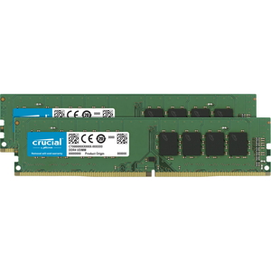 CT2K32G4DFD8266 Crucial PC4-21300 (DDR4-2666)288pin UDIMM 64GB(32GB×2枚)