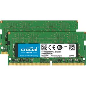 CT2K32G4SFD8266 Crucial PC4-21300 (DDR4-2666)260pin SODIMM 64GB(32GB×2枚)