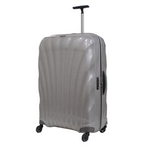 7335215 サムソナイト スーツケース ハードフレーム 123L(パール) Cosmolite Spinner 81(コスモライト スピナー81)