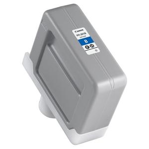 PFI-301-B キヤノン 純正imagePROGRAF用インクタンク(顔料・ブルー・330ml)[1494B001]