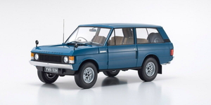1/18 Range Rover 1970 (Blue)【AL810101】 ALMOST REAL