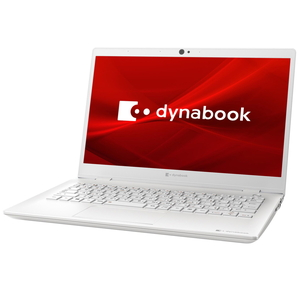 P1G8MPBW Dynabook(ダイナブック) dynabook G8 シリーズ(パールホワイト) 13.3型ノートパソコン (Core i7/メモリ 8GB/SSD 512GB)Microsoft Office 2019付属