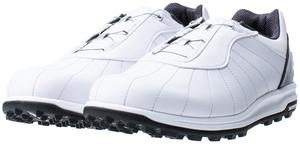 56213W265 フットジョイ メンズ・スパイクレス・ゴルフシューズ(ホワイト×ブラック・26.5cm) FootJoy トレッド Boa