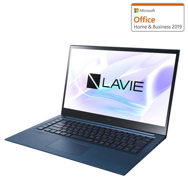 PC-LV950RAL NEC LAVIE VEGA LV950/RAL(アルマイトネイビー&プレミアムミラーガラス)- 15.6型クリエイターノートPC [Core i7 / メモリ 16GB / SSD 1TB / 4K 有機EL / Microsoft Office 2019]
