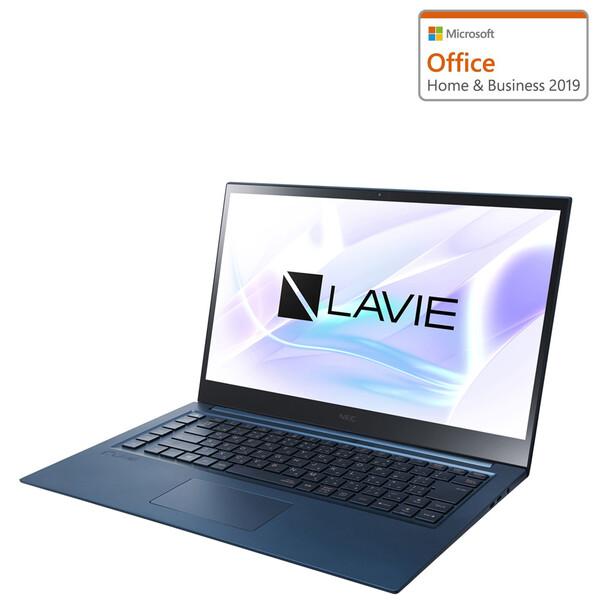 PC-LV750RAL NEC LAVIE VEGA LV750/RAL(アルマイトネイビー)- 15.6型クリエイターノートPC [Core i7 / メモリ 8GB / SSD 512GB / 4K 有機EL / Microsoft Office 2019]