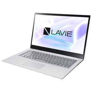 PC-LV650RAS NEC LAVIE VEGA LV650/RAS(アルマイトシルバー)- 15.6型クリエイターノートPC [AMD Ryzen 7 / メモリ 8GB / SSD 512GB / Microsoft Office 2019]