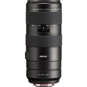 HD_DFA70-210/4 ペンタックス HD PENTAX-D FA 70-210mmF4ED SDM WR ※Kマウント用レンズ(APS-Cサイズ用)