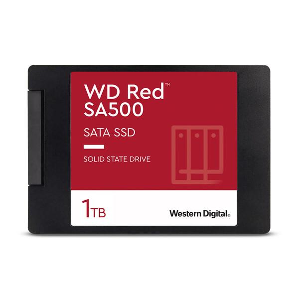 WDS100T1R0A ウエスタンデジタル WesternDigital SSD WD Red SA500 SATA 1.0TB WD Red SA500