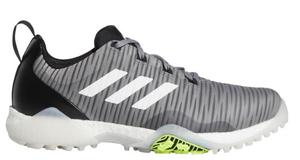AD20SS-EE9103-250 アディダス メンズ・スパイクレス・ゴルフシューズ(グレースリー/ホワイト/コアブラック・25.0cm) adidas コードカオス
